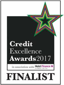 Themis shortlisted for Credit Excellence Award 2017